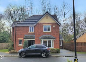 Thumbnail 4 bed detached house for sale in Elm Close, Whalley, Clitheroe, Lancashire