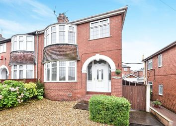 Thumbnail 3 bed semi-detached house to rent in Highfield Avenue, Stoke-On-Trent