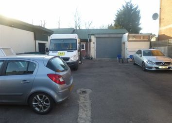 Warehouse to let in Byron Road, Wealdstone, Middlesex HA3
