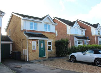 Thumbnail 3 bed link-detached house for sale in Stirling Close, Ash Vale