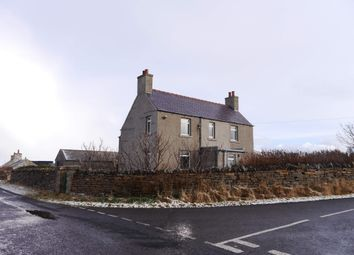 Thumbnail 4 bedroom detached house for sale in Bayview, Longhope, Hoy Orkney Islands