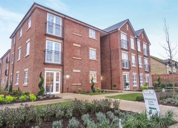 Thumbnail 1 bed flat for sale in The Juniper, Parkland Place, Shortmead Street, Biggleswade