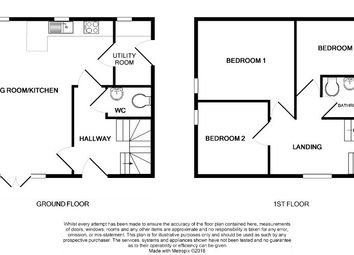 Thumbnail 3 bed property for sale in Rempstone Road, Wymeswold, Loughborough