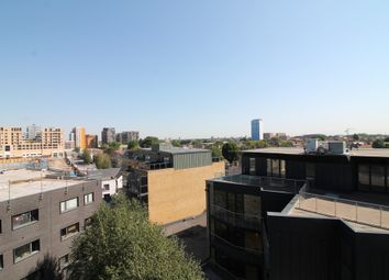 The Sphere, 1 Hallsville Road, London E16. 1 bed flat