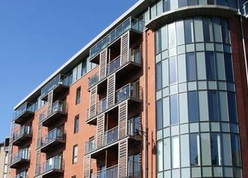Thumbnail 1 bed flat to rent in Barnfield House, Salford Approach, Salford