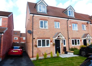 Thumbnail 4 bed semi-detached house for sale in Lewis Crescent, Annesley, Nottingham
