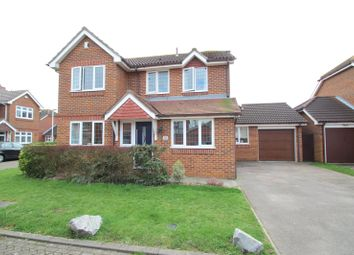 Thumbnail 4 bed detached house for sale in Mallinson Close, Hornchurch