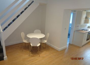 Thumbnail 1 bed flat to rent in Tower Street, Treforest