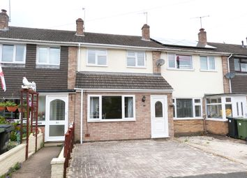 Thumbnail 3 bed terraced house to rent in Hawkwood Crescent, Worcester