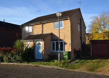 Thumbnail 2 bed semi-detached house to rent in Paulsgrove, Orton Wistow, Peterborough