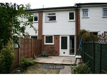 Thumbnail 2 bed terraced house to rent in Silverstone Close, Redhill
