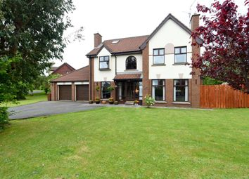 Thumbnail 6 bed detached house for sale in The Oaks, Comber, Newtownards