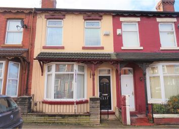 Thumbnail 3 bed terraced house for sale in Leinster Road, Liverpool