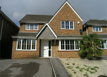 Thumbnail 4 bed detached house to rent in Capel Edeyrn, Pontprennau, Cardiff