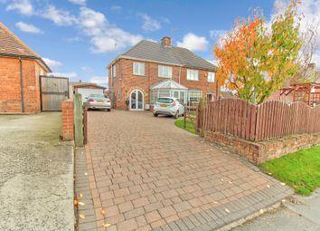 Thumbnail 3 bed semi-detached house for sale in Bawtry Road, Harworth, Doncaster