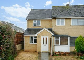Thumbnail 2 bed semi-detached house for sale in Bushey Row, Bampton