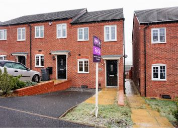 Thumbnail 2 bed end terrace house for sale in Ley Hill Farm Road, Birmingham