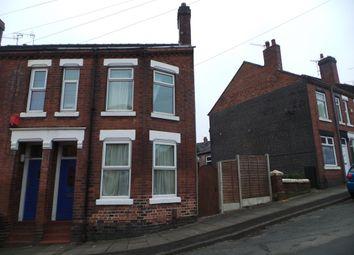 Thumbnail 5 bedroom end terrace house for sale in Dominic Street, Penkhull, Stoke-On-Trent