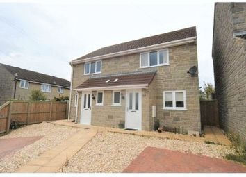Thumbnail 2 bed semi-detached house to rent in Laburnum Drive, Somerton