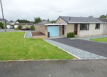 Thumbnail 2 bed semi-detached bungalow for sale in Ruskin Close, Kendal