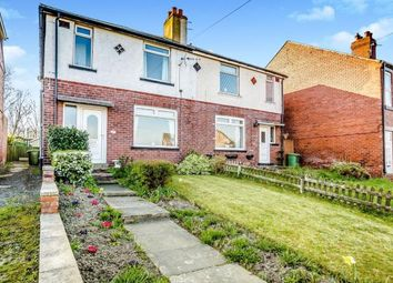 Thumbnail 3 bed semi-detached house for sale in Cliff Road, Crigglestone, Wakefield, West Yorkshire