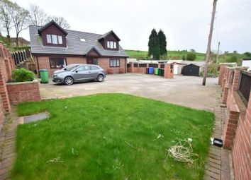 Thumbnail 4 bedroom detached house for sale in Waterfold Lane, Bury
