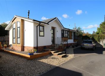 Thumbnail 2 bedroom detached house for sale in Mill On The Mole Residential Park, South Molton