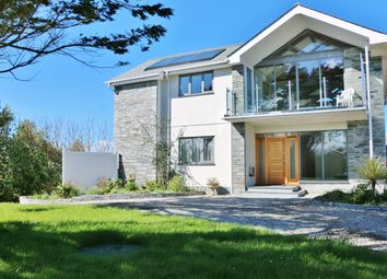 Thumbnail 3 bedroom detached house for sale in High View, Constantine Bay