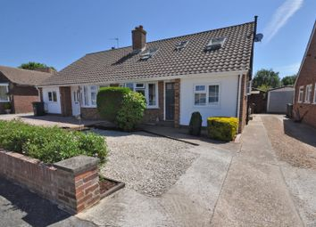 Thumbnail 4 bed semi-detached house for sale in Sandbanks Way, Hailsham