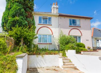 Thumbnail 3 bed semi-detached house for sale in Rocquettes Lane, St. Peter Port, Guernsey