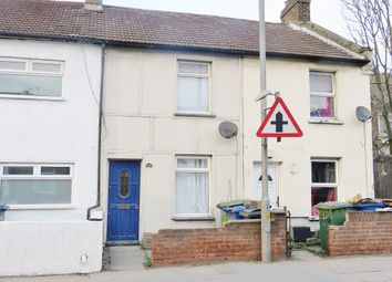 Thumbnail 2 bed terraced house to rent in London Road, Graysgraysgrats