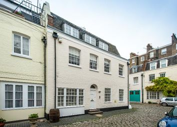Thumbnail 3 bed mews house to rent in Eccleston Square Mews, London