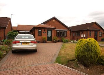 Thumbnail 3 bed bungalow for sale in Chestnut Grove, Broughton, Brigg