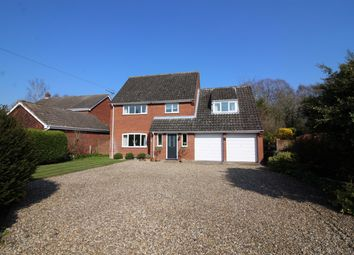 Thumbnail 5 bed detached house for sale in Norwich Road, Brooke, Norwich