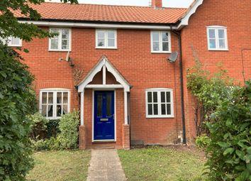 Thumbnail 2 bed terraced house to rent in New Road, Framlingham, Woodbridge