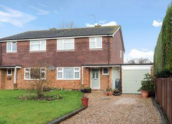 Thumbnail 3 bed semi-detached house for sale in Glebelands, Loxwood, Billingshurst