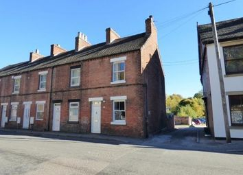 Thumbnail 2 bed end terrace house for sale in Mayfield Road, Ashbourne, Derbyshire