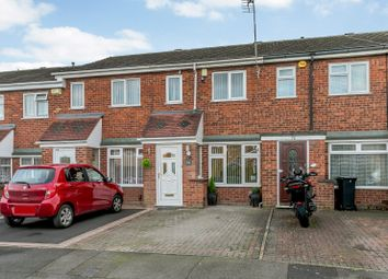 Thumbnail 2 bed terraced house for sale in Chichester Avenue, Dudley, West Midlands