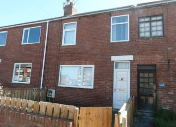 Thumbnail 2 bedroom terraced house to rent in North Seaton Road, Ashington