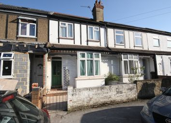 Thumbnail 2 bedroom terraced house to rent in Courtenay Road, Woking