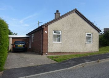 Thumbnail 3 bed bungalow to rent in Cae Morley, Llangoed, Beaumaris