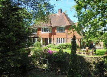 Thumbnail 4 bed detached house for sale in Rowhills, Farnham