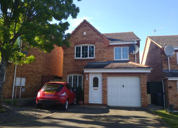 Thumbnail 3 bed detached house for sale in Sapphire Close, Kettering