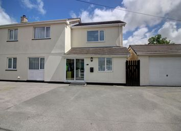 Thumbnail 5 bed detached house for sale in Victoria Road, Roche, St. Austell