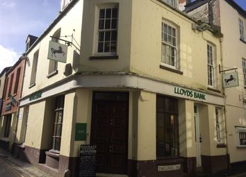 Thumbnail Retail premises for sale in Former Lloyds Bank, Fore Street, Mevagissey, Cornwall