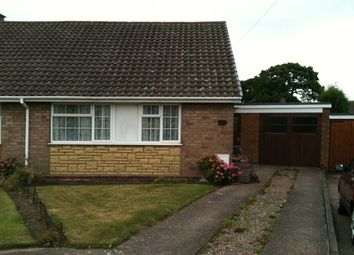 Thumbnail 3 bed bungalow to rent in Dewsbury Drive, Burntwood