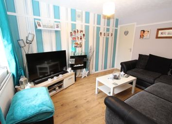 Thumbnail 2 bed semi-detached house for sale in Wellesley Crescent, Nottingham