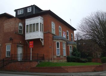 Thumbnail 1 bed flat to rent in Flat 3, 37 Uttoxeter New Road
