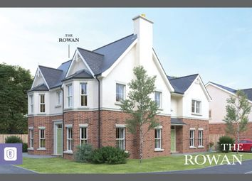 Thumbnail 3 bed semi-detached house for sale in Rowanvale, Green Road, Bangor