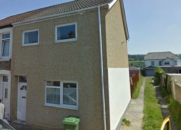 Thumbnail 1 bed end terrace house to rent in Queen Street, Treforest, Pontypridd
